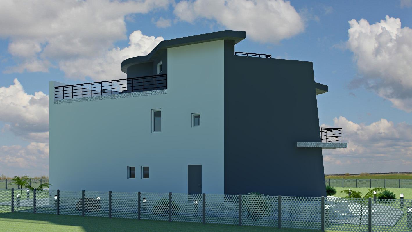 Дом в курортной Санжейке