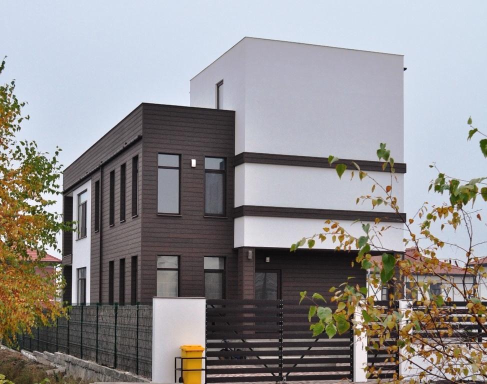 Дизайн проект фасада в Совиньоне