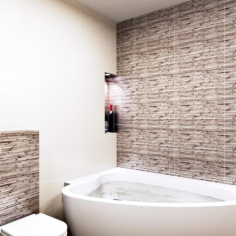Дизайн-проект интерьера квартиры на Веры Инбер
