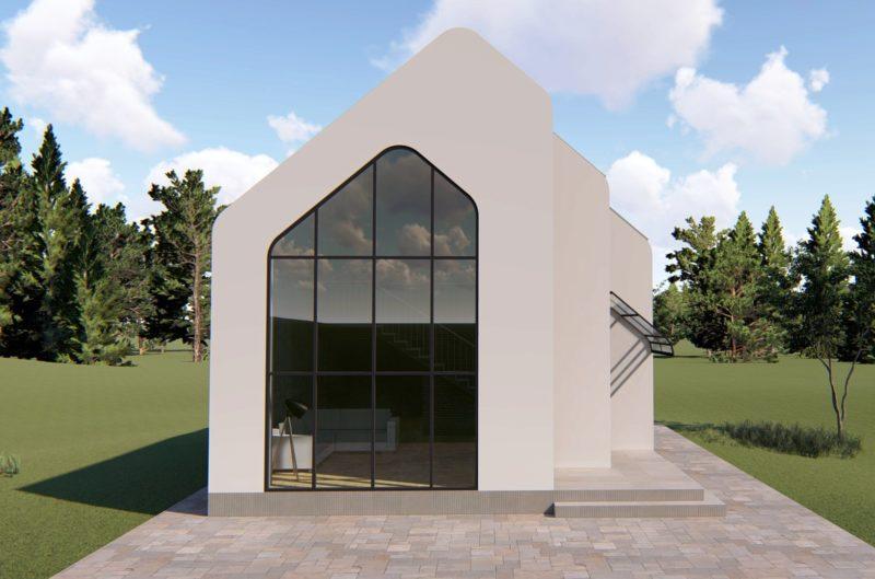 Проект энергоэффективного частного дома
